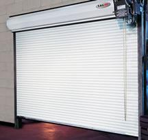 C.H.I. Model 6000 Commercial Rolling Garage Door