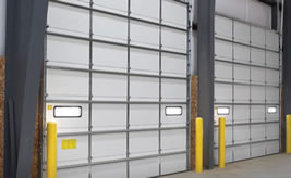 Wayne Dalton Model 2415 Commercial Sectional Garage Door