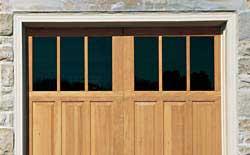 Residential Wood. Garage Doors ...