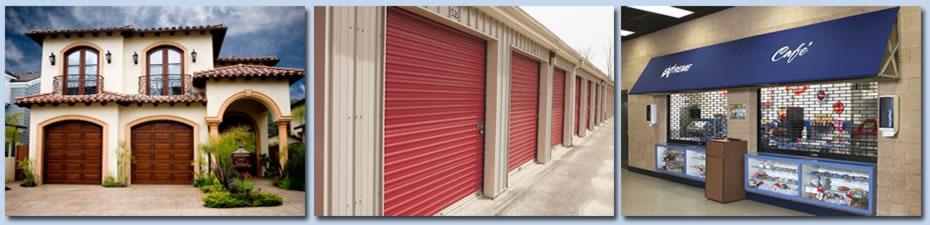 Captivating Garage Doors Collage
